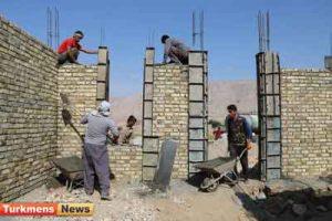 زدگان گلستان 1 300x200 - ساخت خانه سیلزدگان گلستان از سر گرفته شد