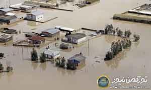 گلستان 4 300x179 - گلایه های ترکمن ها از کندی پرداخت خسارات سیل