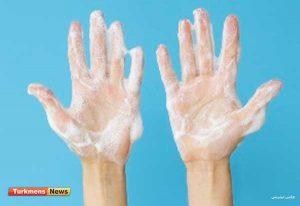 دست 300x206 - کدام صابون ویروس کرونا را بهتر از بین می برد؟ جامد یا مایع