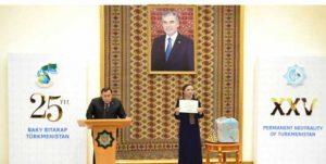 """ترکمنستان در سال 2021 300x151 - """"میهن صلح و اعتماد"""" شعار ترکمنستان در سال 2021"""
