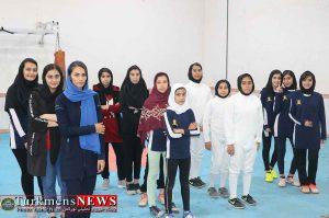 مسابقات بانوان 12 300x199 - اولین دوره مسابقات شمشیربازی آزاد استان گلستان در گنبدکاووس برگزار شد+عکس