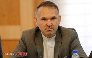 شهرام کوسهغراوی در جمع خبرنگاران