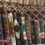 تحریمهای آمریکا فرش ترکمن را هم نشانه رفت/ تیغ تیز دلالان بر تاروپود فرش دستباف