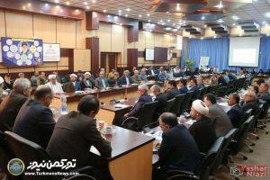 اداری گنبدکاووس2 300x200 - جلسه شورای اداری شهرستان گنبدکاووس برگزار شد+تصاویر