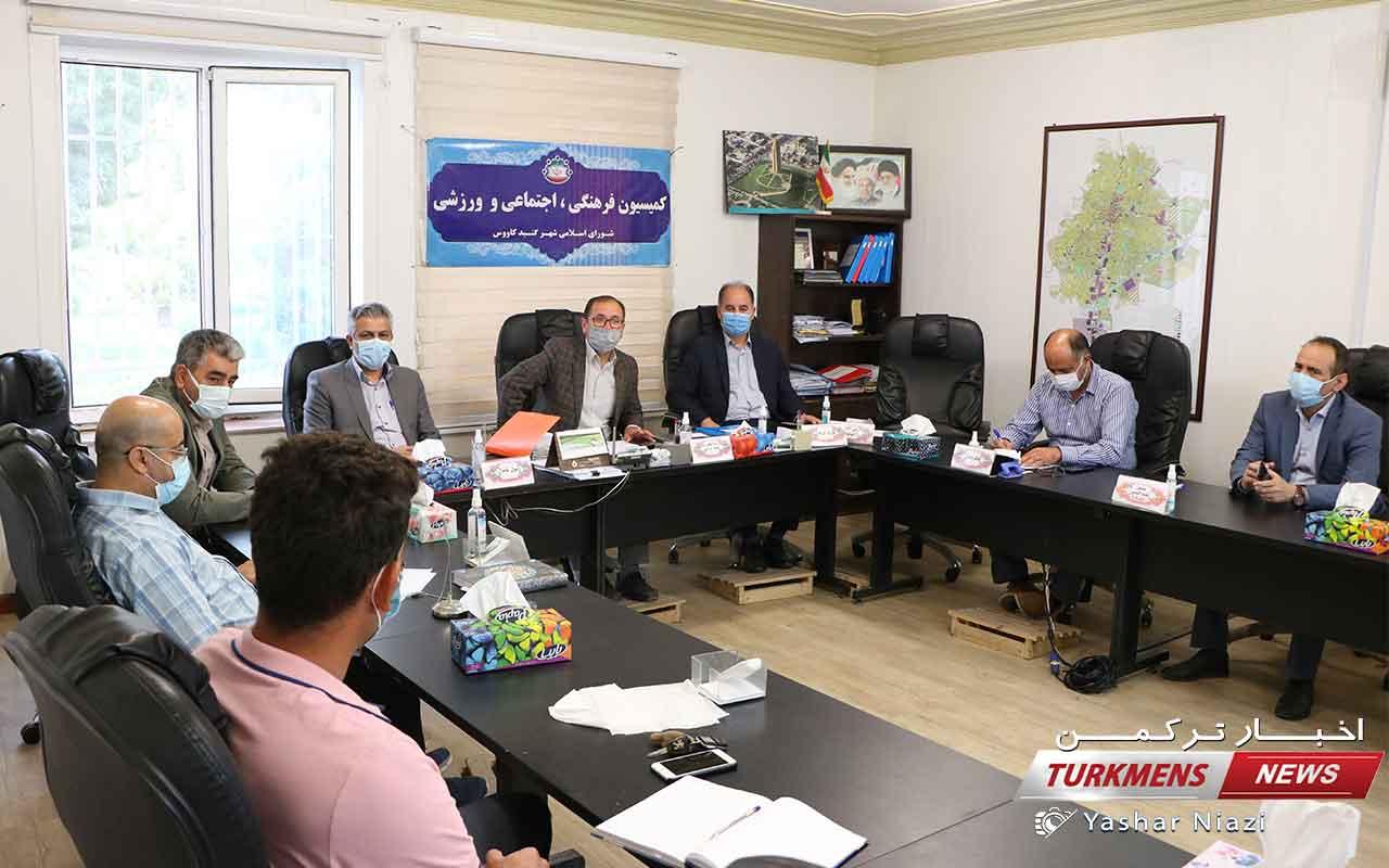 انتخاب سرمربی شایسته چالشی برای باشگاه فرهنگی ورزشی شهرداری گنبدکاووس+عکس