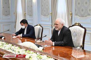میرضیایف مجمد جواد ظریف 2 300x199 - مراودات دو کشور در زمینههای سیاسی، فرهنگی، اقتصادی و سرمایهگذاری توسعه مداوم دارد