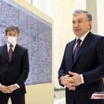میرضیایف ۲ 150x150 - بازدید رئیس جمهور ازبکستان از پروژههای گردشگری، صنعتی و شهری/مرمت مقبره علیشیر نوایی