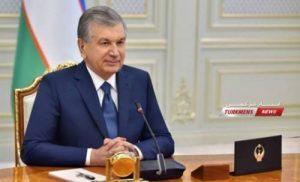 میرضیایف 10 300x182 - خط مش سیاست خارجی ازبکستان جدید تحکیم روابط دوستانه در آسیای مرکزی است