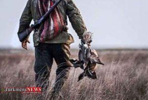 شکارچیان غیرمجاز پرندگان در گلستان دستگیر شدند