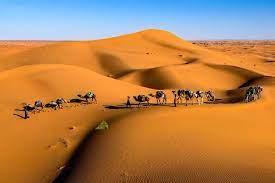 قره قوم - محققان چینی به دنبال محاسبه وضعیت آب و پتانسیل کشاورزی آسیای مرکزی