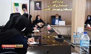 جباری توران فرمانداری گالیکش 1 300x178 - حضور زنان در عرصههای سیاسی یکی از وجوه دموکراتیک نظام سیاسی