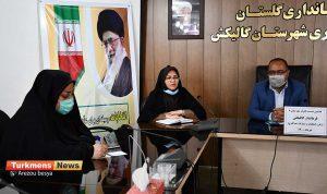 جباری توران فرمانداری گالیکش 2 300x178 - حضور زنان در عرصههای سیاسی یکی از وجوه دموکراتیک نظام سیاسی