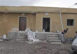 تامین مسکن روستایی - اجرای طرح تامین مسکن روستایی در ۲۰۰ نقطه جمعیتی گلستان