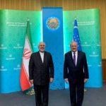ازبکستان 1 150x150 - Zarif: Eýran Özbegistan üçin dünýä bazarlaryna tranzit ýoly bolup biler