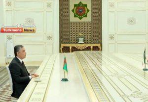 بردی محمداف1 300x208 - ظریف براهمیت روابط کشورمان با ترکمنستان تاکید کرد