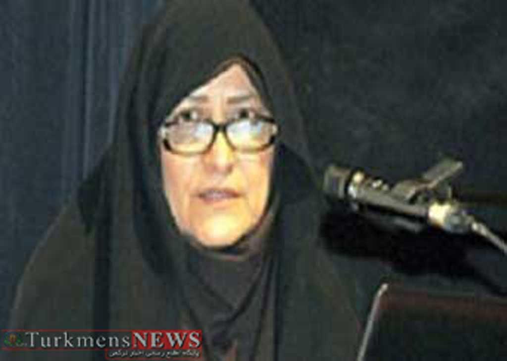 عادله کشمیری مدیر کل فرهنگ و ارشاد اسلامی گلستان