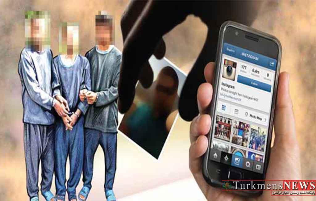 عامل انتشار تصاویر بانوی گنبدی در اینستاگرام دستگیر شد