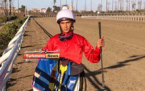 قبادی ترکمن نیوز 300x188 - روز اول هفته هفدهم مسابقات اسبدوانی زمستانه گنبدکاووس برگزار شد+عکس