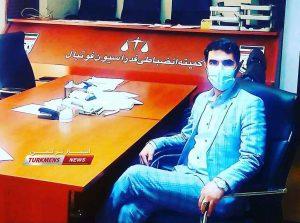 خوجه 300x223 - عبدالرحمن خوجه سرپرست کمیته حقوقی هیئت فوتبال استان گلستان شد