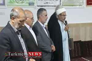 نخستین دفتر شعبه روستایی ستاد عتبات عالیات شهرستان گنبدکاووس افتتاح شد