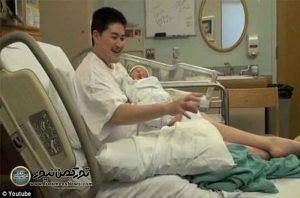 ترین بارداری های جهان 3 300x198 - مردانی که باردار شدند و زایمان کردند؛ با ۵ مورد از عجیبترین بارداریهای جهان آشنا شوید