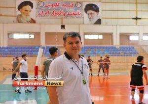 جزیده سرمربی شهرداری گنبد و کمک مربی تیم ملی والیبال ایران - هنوز بودجه شهرداری گنبد برای فصل جدید مشخص نشده است