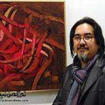 عظیم گوکی هنرمند ترکمن