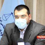 یزدانی رئیس دادگستری گنبد 150x150 - با اهتمام نیکوکار گنبدی 540 پرونده در دادگستری گنبدکاووس منجر به صلح و سازش شده است