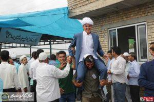 گذاری قازیقلی تورکمن نیوز 61 300x200 - مراسم عمامهگذاری طلاب حوزه علمیه قازیقلی گنبدکاووس+تصاویر