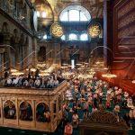 قربان مسجد ایاصوفیه 2 150x150 - نخستین نماز عید در مسجد ایاصوفیه برگزار شد+ عکس