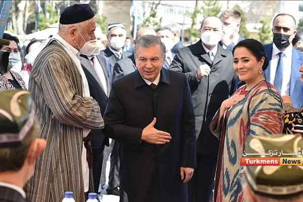 نوروز در ازبکستان - گرامیداشت عید نوروز در ازبکستان
