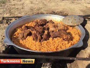 اجرای طرح مطالعه مردمشناسی خوراک در بین ترکمنهای یموت گنبدکاووس