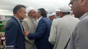 نماز عید مراوه تپه 3 300x169 - 5 میلیارد تومان اعتبار برای زیرساختهای گردشگری مراوهتپه اختصاص یافت