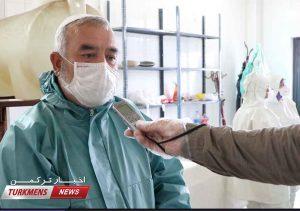 گنبدکاووس 7 300x211 - راه اندازی غسالخانه اهل سنت پاشنه آشیل کرونای گنبدکاووس+فیلم مصاحبه