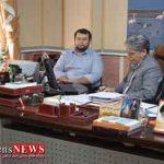 فرماندار ترکمن در جلسه ویدئو کنفرانس حاشیه نشینی حضور یافت