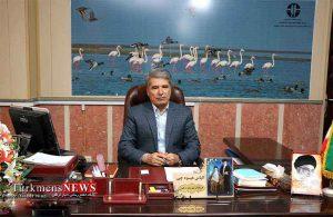 پیام تشکر فرماندار ترکمن از حضور حماسی مردم شهرستان در راهپیمایی روز جهانی قدس