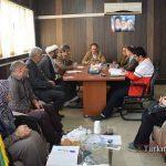 نخستین جلسه انجمن کتابخانه عمومی شهرستان ترکمن درسال 97 برگزار شد
