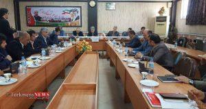 جلسه کارگروه اشتغال و تامین اجتماعی بانوان شهرستان ترکمن