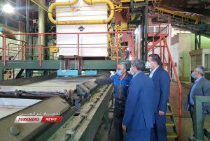و حرفه ای گنبد 4 300x202 - مرکز آموزشی صنایع چوب شمال (کارخانه نئوپان گنبد) افتتاح شد+تصاویر