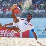 فوتبالیست های ساحلی بندرگز به اردوی تیم ملی دعوت شدند