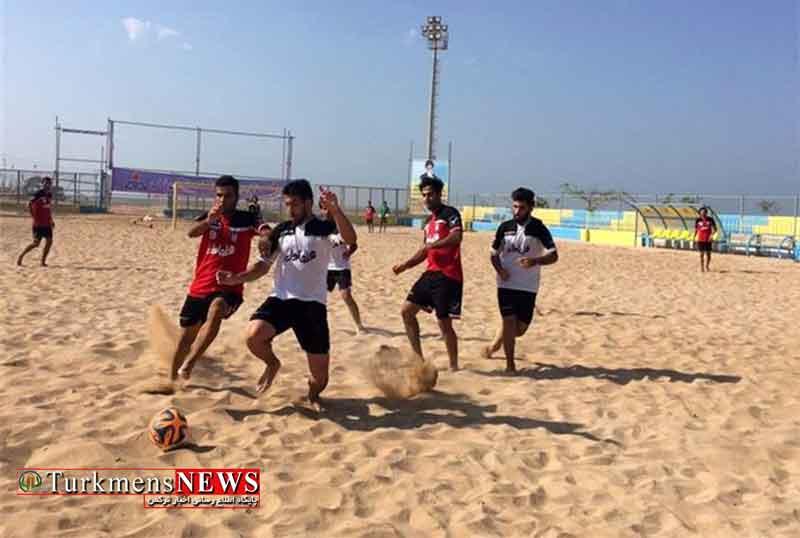 ورزشکار بندرگزی به اردوی تیم ملی فوتبال ساحلی دعوت شد
