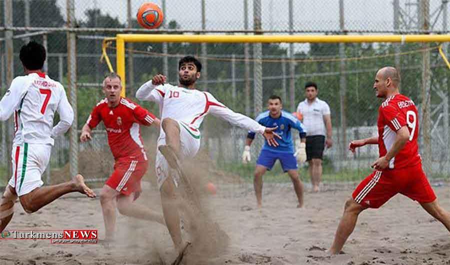 شرکت سه فوتبالیست ساحلی بندرگز در اردوی تیم ملی
