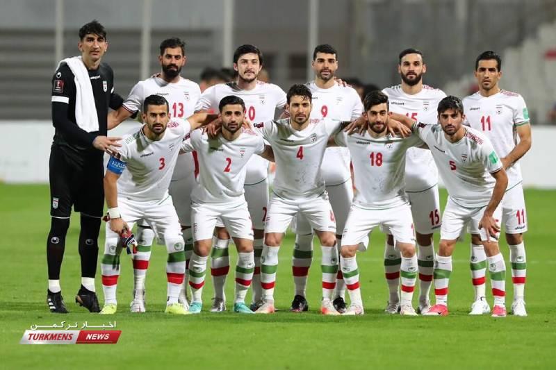 ۳ گلستانی در فهرست نهایی تیم ملی فوتبال