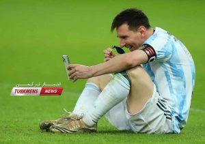 قهرمانی آرژانتین 5 300x211 - آرژانتین با پیروزی بر برزیل پس از ۲۸ سال قهرمان کوپا آمریکا شد+عکس
