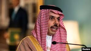 بن فرحان» وزیر خارجه عربستان سعودی - استقبال سرد عربستان از گفتگو با ایران