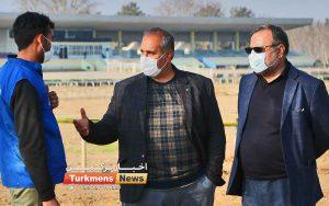 امینی رئیس کمیته زیبایی اسب ترکمن 300x188 - پایتخت سوارکاری ایران میزبان جشنواره ملی زیبایی اسب ترکمن
