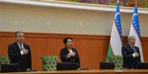 گاردملی ازبکستان 300x151 - قانون گاردملی در ازبکستان تصویب شد