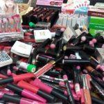 بیش از هزار قلم لوازم آرایشی وبهداشتی قاچاق در رامیان کشف شد