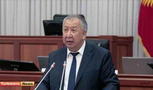 بورونوف 300x176 - قرقیزستانینگ تازه باش وزیری قبادبک بورونوف
