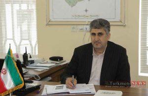 قربانعلی گرایلو رییس اداره منابع طبیعی و آبخیزداری شهرستان گنبد کاووس